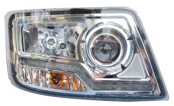 H4 GTLRight front combination lamp