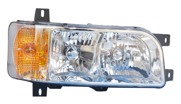 The youngest a heavy truck left front combination lamp
